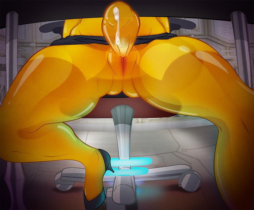mitzi in tainted space trials Ore no kanojo to osananajimi
