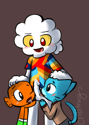 the xxx of gumball world amazing Trials in tainted space chaurmine