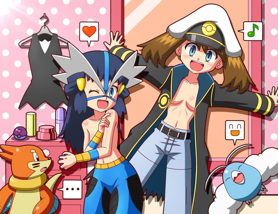 dr. pokemon doe's research Fire emblem fates hana hentai