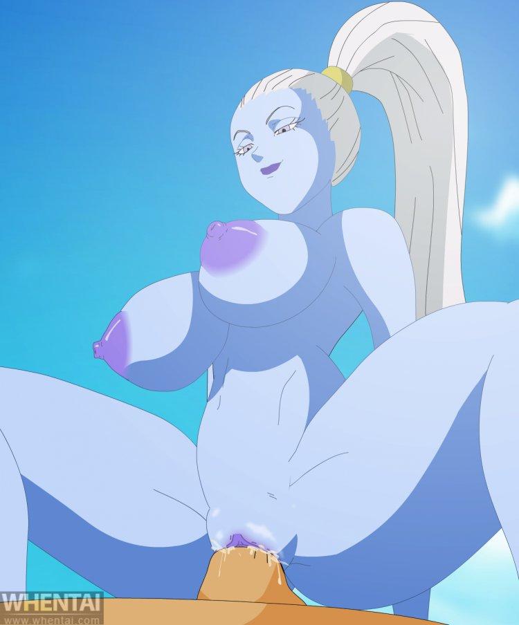 ball videl super dragon porn White haired fox girl anime
