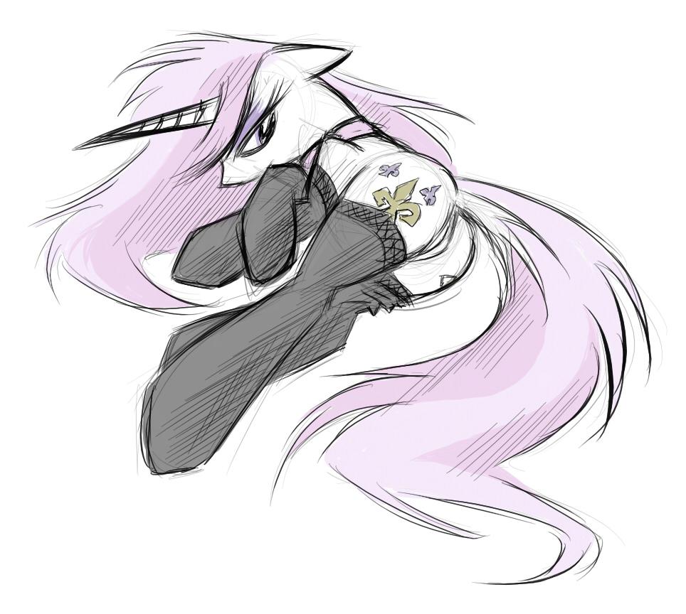 pony little fleur my lis de Is this a zombie yuu