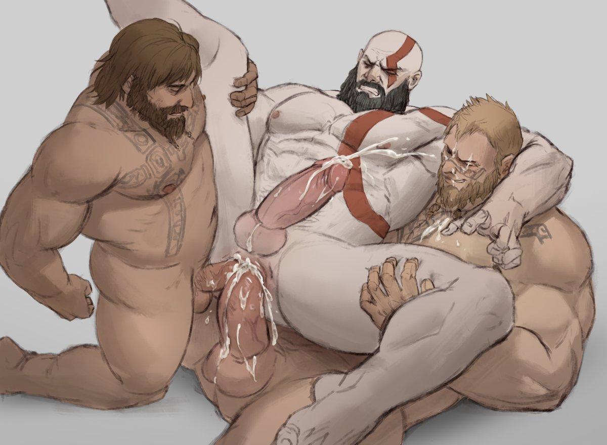 sex god 3 war of Seirei tsuka no blade dance