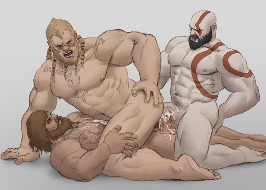 god 3 sex of war Dakara boku wa h ga dekina