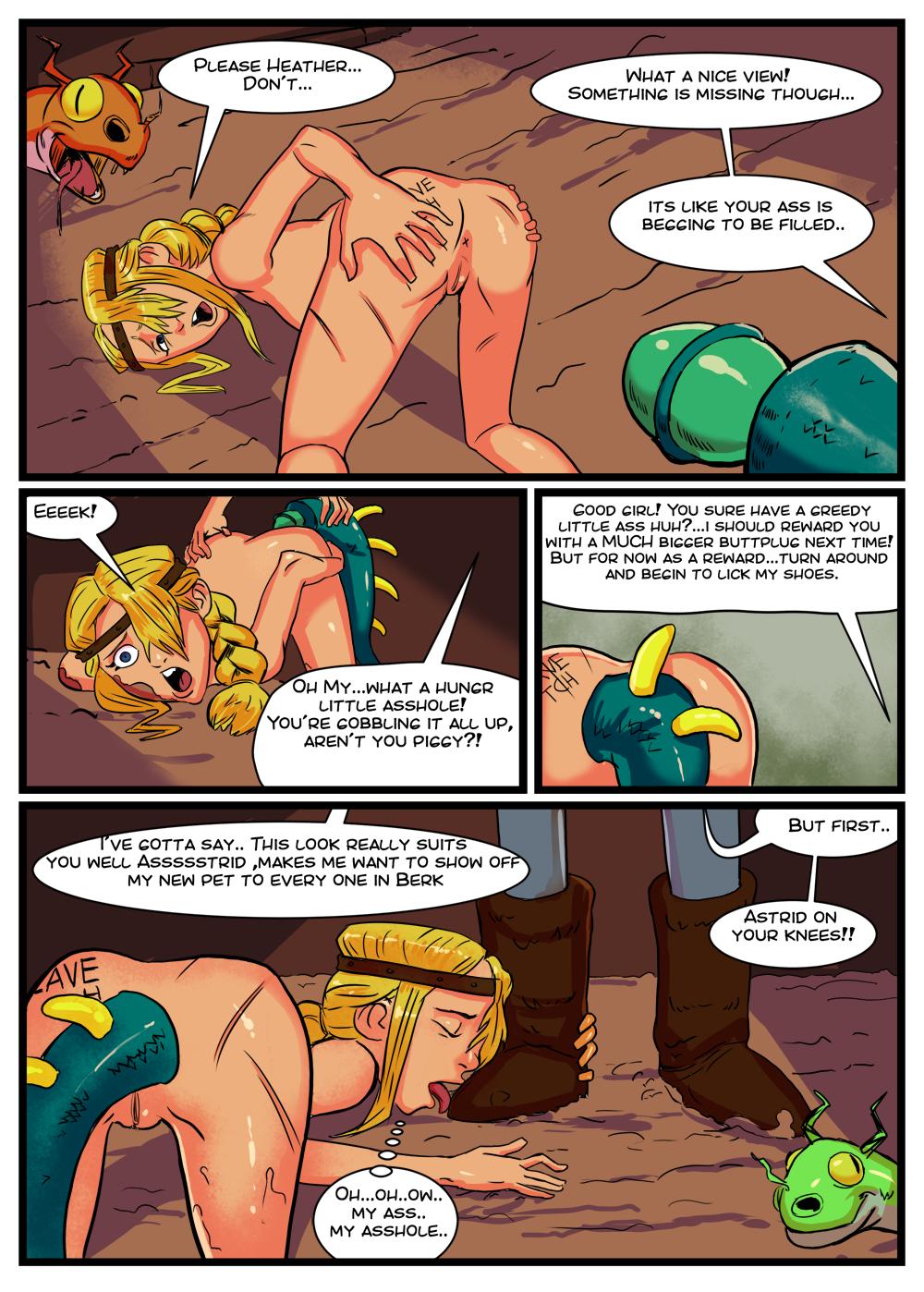 nude astrid your how dragon to train Sei yariman gakuen enkou nikk