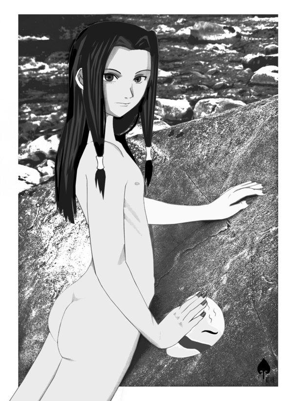 haku and lemon fanfiction naruto Rainbow six siege ela ass