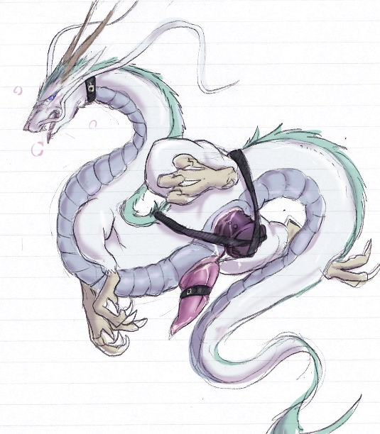 haku away chihiro and spirited kiss My little pony friendship is magic cheerilee
