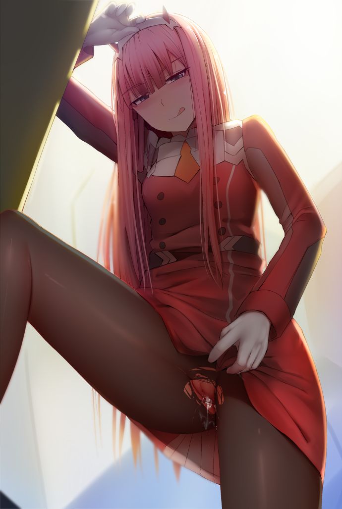 comics the franxx porn darling in Clash of clans porn pic