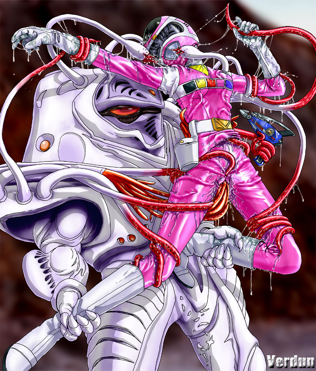 power dr k rangers rpm Hara min!! ~saimin nakadashi kozukuri sengen~