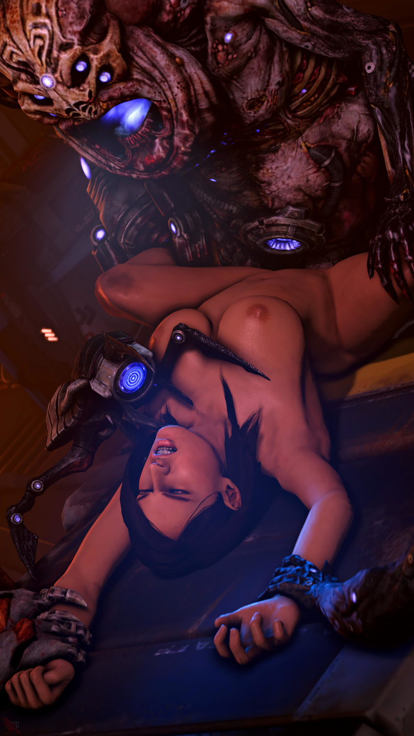 effect mass edi 3 nude Trials in tainted space codex
