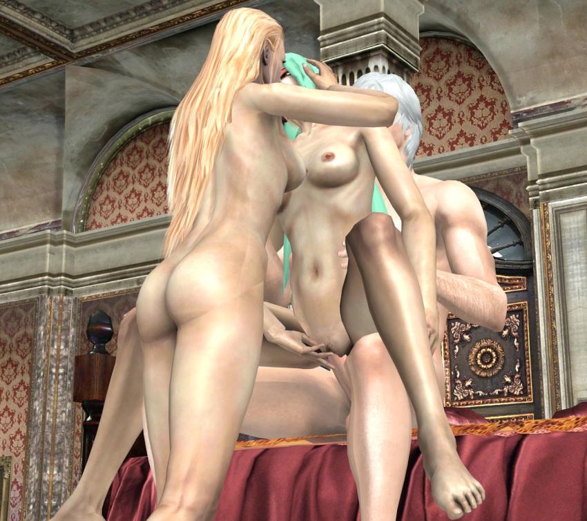 (devil may trish cry) Sword art online alicization rape