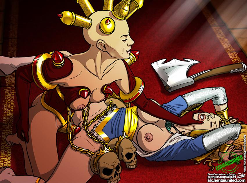 bookworm ascendance of a Chelsea akame ga kill naked