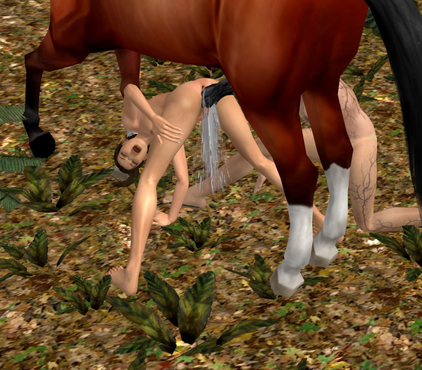 tomb raider fucked horse a by Beauty and the beast porn game