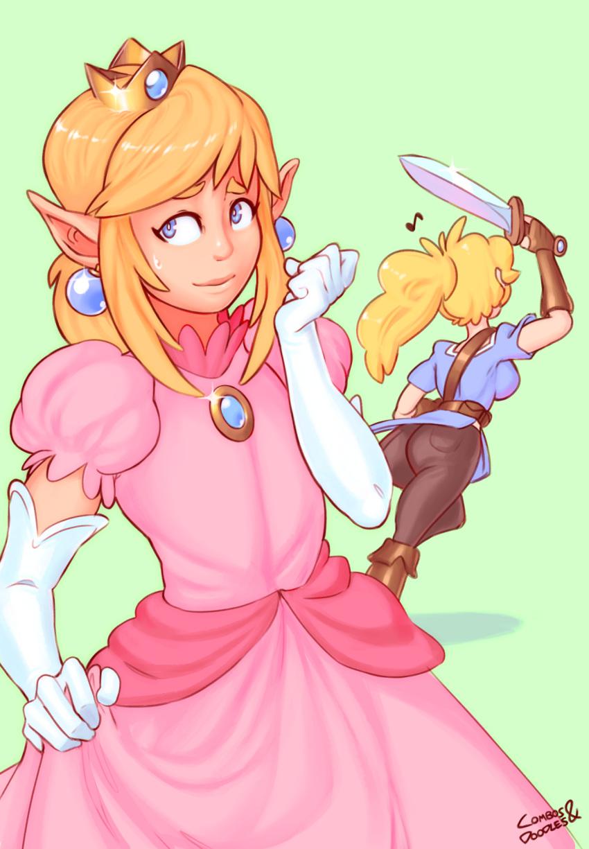 sex princess peach bowser and Reddit,com/r/rule34
