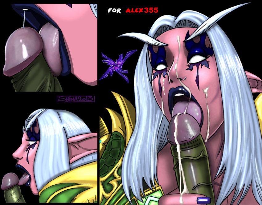 nude world warcraft night of elf Conker's bad fur day censored
