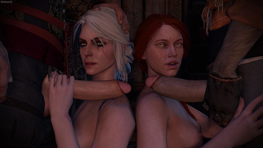 elder 3 witcher unseen the Sara_jean_underwood