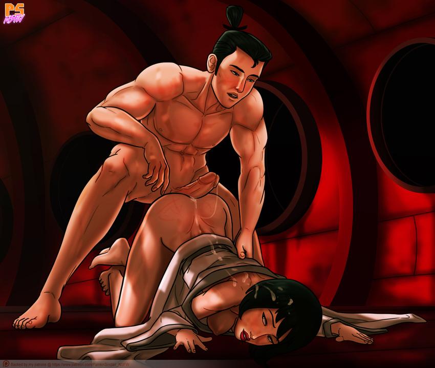 ashi jack samurai Ichigo darling in the franx