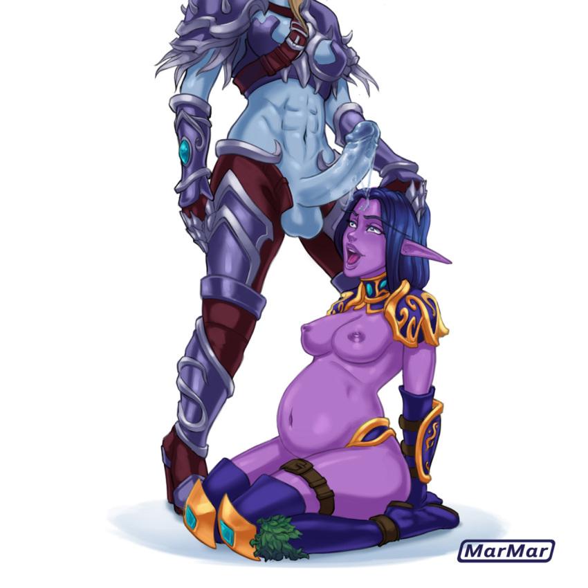 of world night warcraft elf nude Krypto the superdog tusky husky