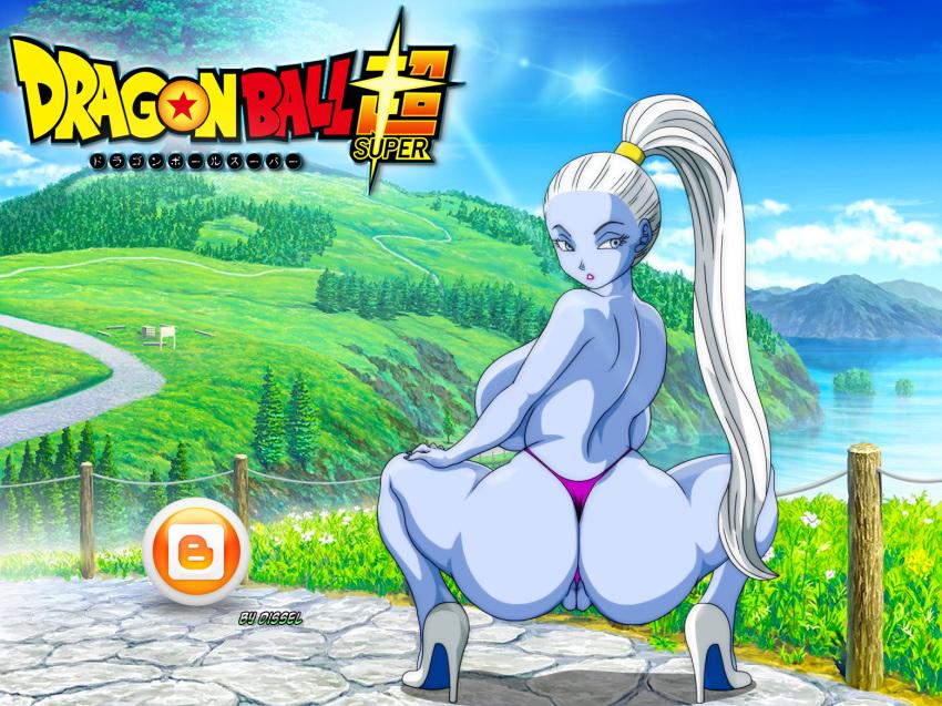 ball super number 18 dragon Miss kobayashi's dragon maid mmd