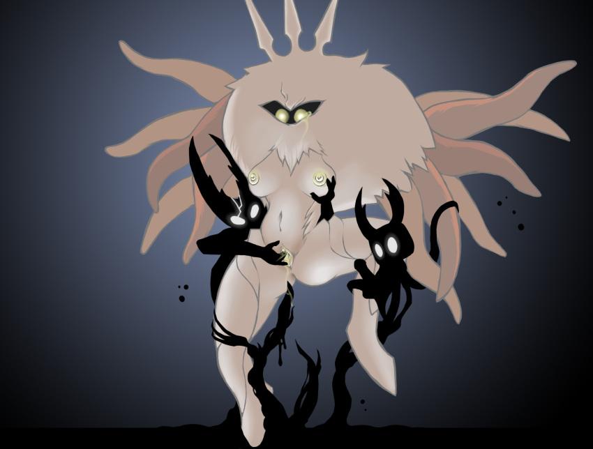 teacher knight monomon the hollow Goblin slayer vs goblin champion