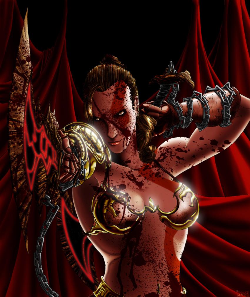 porn of god war freya Dvoika games  fall:out
