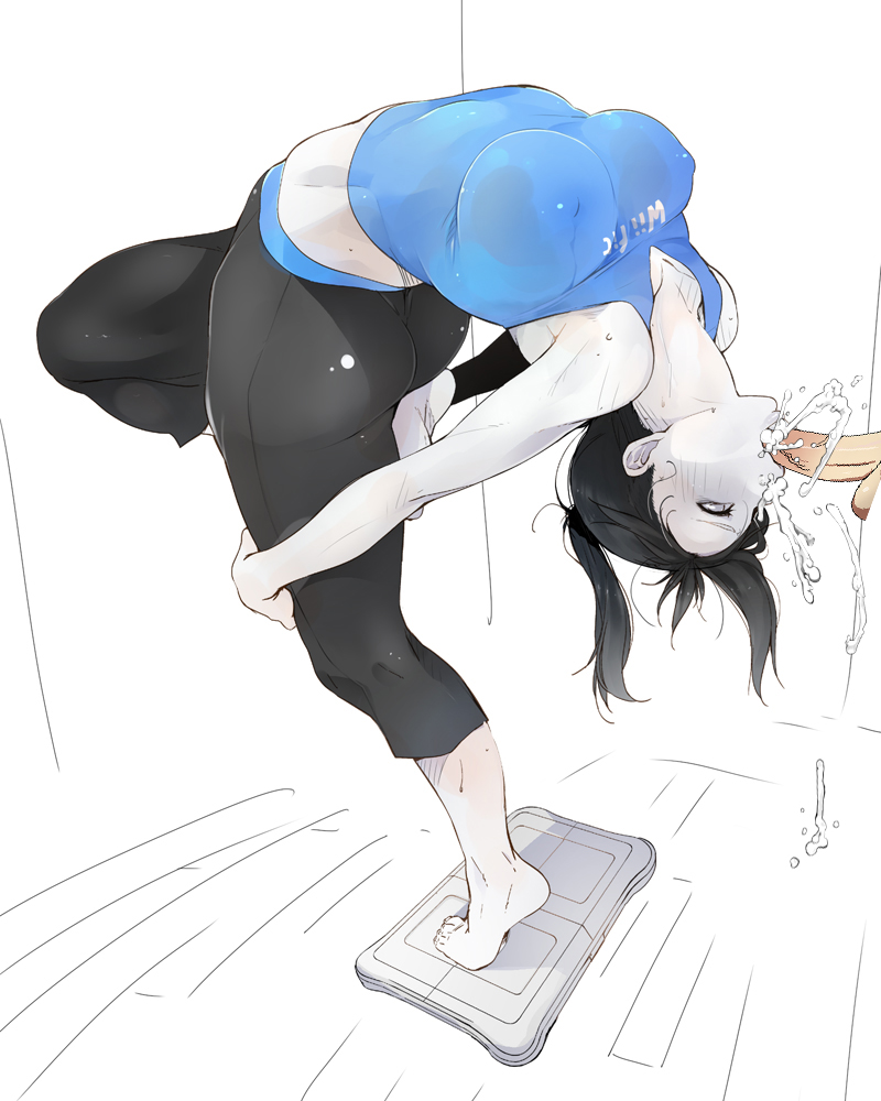 and fit wii villager trainer Youkoso sukebe elf no mori he