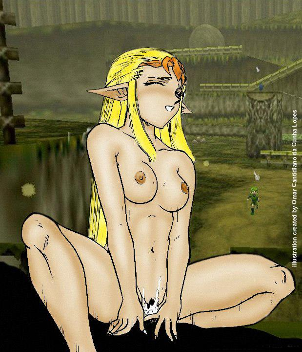 saria time how old is in of ocarina Poe how to get zana