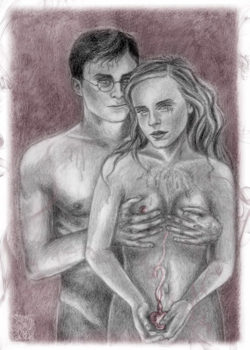 from nude hermione potter harry Mavis hotel transylvania