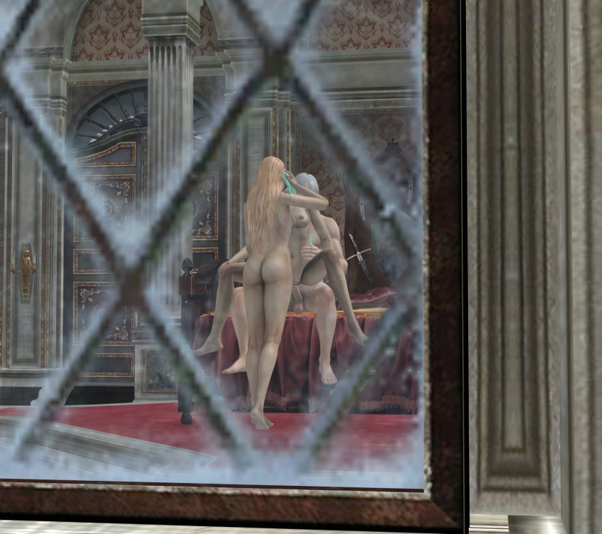 devil trish art cry may concept Goblin slayer all rape scenes